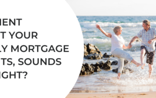 Retirement without your monthly mortgage payments
