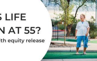 Does life begin at 55?