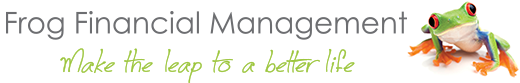 Frog Financial Management Logo